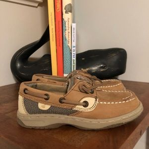 Sperry toddler loafers